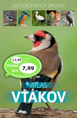Obrázok Atlas vtákov
