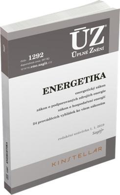 Obrázok ÚZ 1292 Energetika