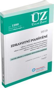 Obrázok ÚZ 1290 Zdravotní pojištění 2019