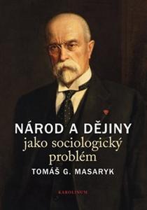Obrázok Národ a dějiny jako sociologický problém