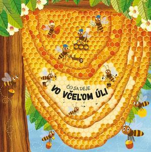 Obrázok Čo sa deje vo včeľom úli