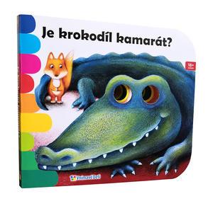 Obrázok Je krokodíl kamarát?