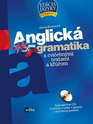 Obrázok Anglická gramatika s cvičebnými textami a kľúčom