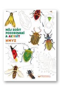 Obrázok Hmyz Môj zošit pozorovania a aktivít