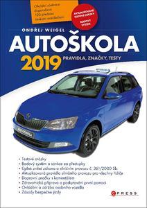 Obrázok Autoškola 2019 (Aktualizované testové otázky)