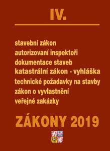 Obrázok Zákony 2019 IV.