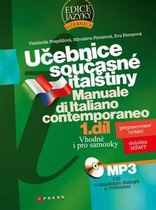 Obrázok Učebnice současné italštiny 1. díl + CDMp3 (Vhodné i pro samouky)