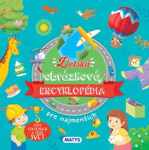 Obrázok Detská obrázková encyklopédia pre najmenších