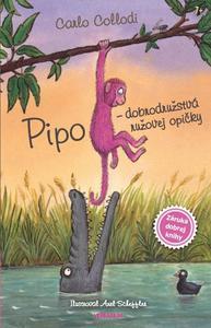 Obrázok Pipo Dobrodružstvá ružovej opičky