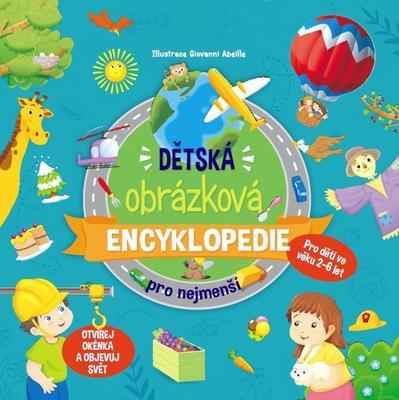 Obrázok Dětská obrázková encyklopedie pro nejmenší
