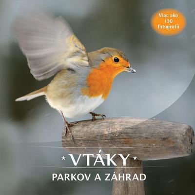 Obrázok Vtáky parkov a záhrad
