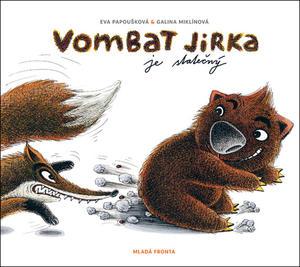 Obrázok Vombat Jirka je statečný