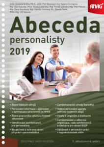 Obrázok Abeceda personalisty 2019