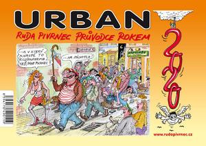 Obrázok Urban Ruda Pivrnec průvodce rokem 2020 - stolní kalendář