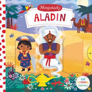 Obrázok Minipohádky Aladin