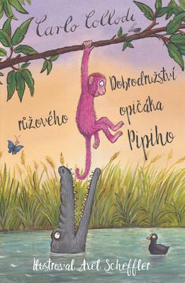 Obrázok Dobrodružství růžového opičáka Pipiho