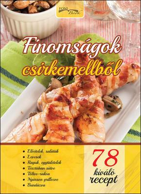 Obrázok Finomságok csirkemellből