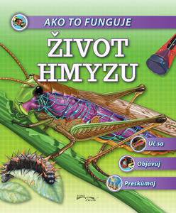 Obrázok Ako to funguje Život hmyzu