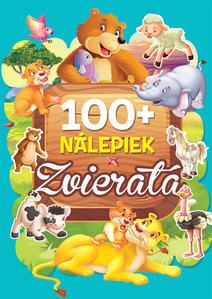 Obrázok 100+ nálepiek Zvieratá