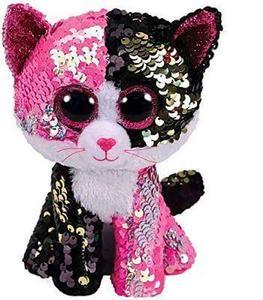Obrázok Beanie Boos Flippables Malibu kočka 15 cm