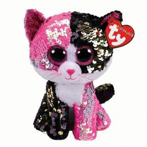 Obrázok Beanie Boos Flippables Malibu kočka 24 cm