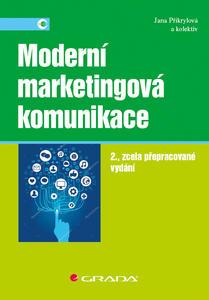 Obrázok Moderní marketingová komunikace