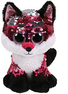Obrázok Beanie Boos Flippables Jewel flitrová liška 15 cm