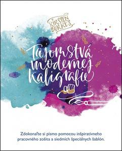 Obrázok Tajomstvá modernej kaligrafie
