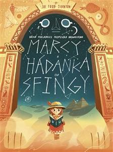 Obrázok Marcy a hádanka od sfingy