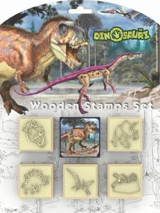 Obrázok Razítka 5+1 Dinosauři