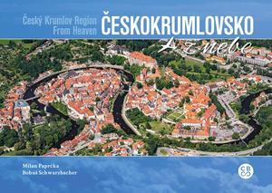 Obrázok Českokrumlovsko z nebe