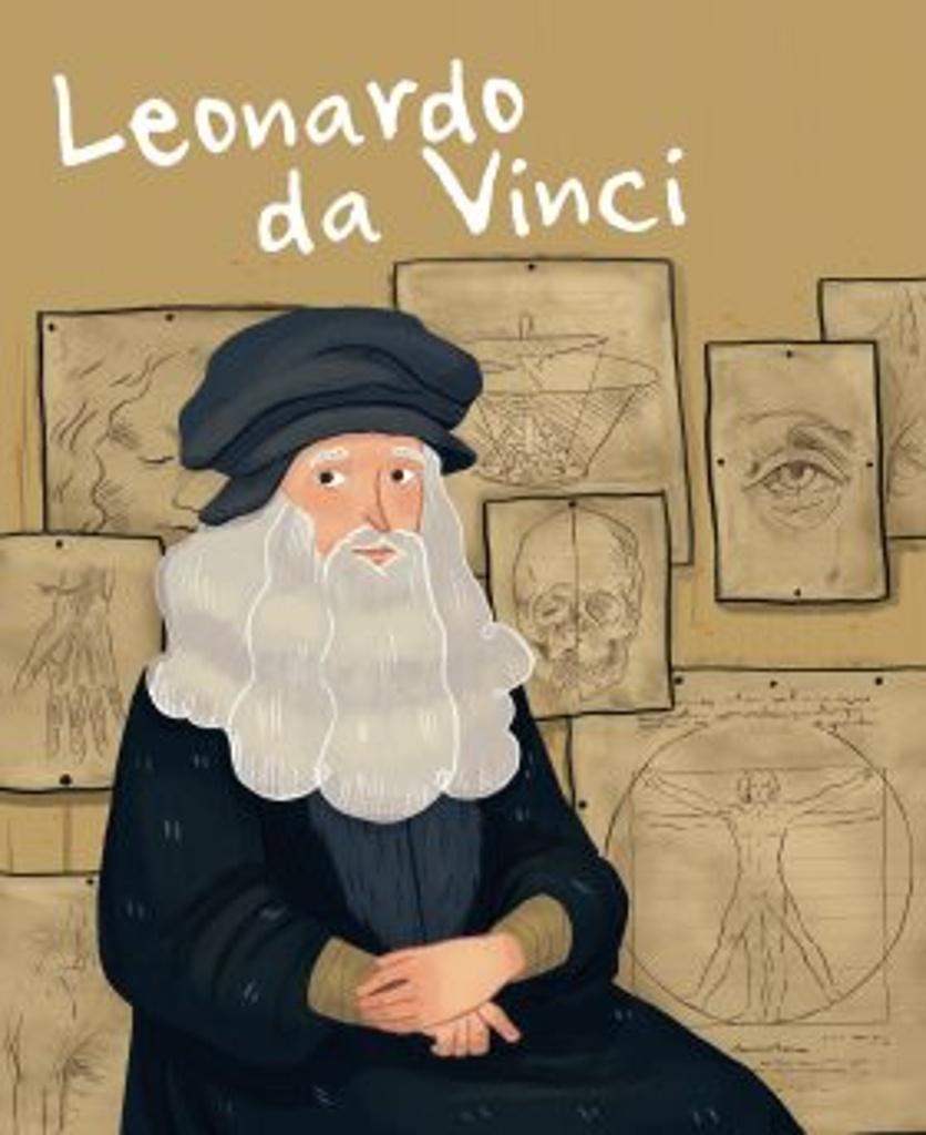 Leonardo da Vinci - Isabel Munoz, Jane Kent
