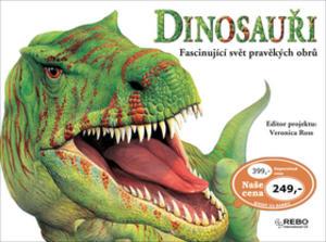 Obrázok Dinosauři Fascinující svět pravěkých obrů