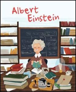 Obrázok Albert Einstein