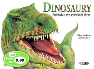 Obrázok Dinosaury Fascinujúci svet pravekých obrov