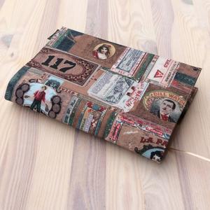 Obrázok Obal na knihu Cigár Box