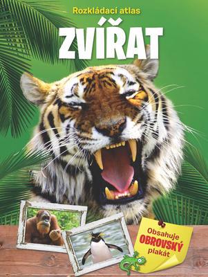 Rozkládací atlas Zvířat