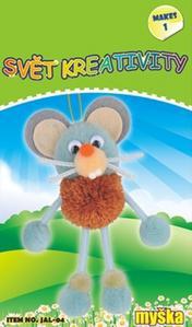 Obrázok Kreativní set myška