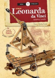 Obrázok Stroje Leonarda da Vinci (1. díl)