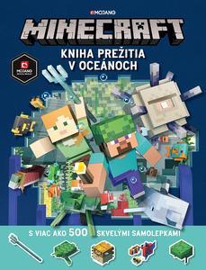 Obrázok Minecraft Kniha prežitia v oceánoch