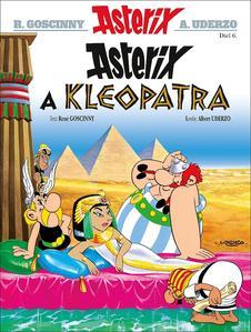 Obrázok Asterix 6 Asterix a Kleopatra