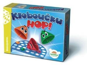 Obrázok Společenská hra Kloboučku, hop!