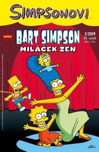 Bart Simpson Miláček žen
