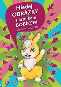 Obrázok Hledej obrázky s králíkem Bobíkem