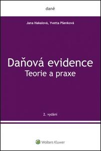Obrázok Daňová evidence Teorie a praxe