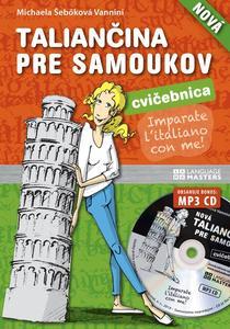 Obrázok Nová taliančina pre samoukov cvičebnica