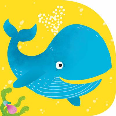 Obrázok Koupací kniha Velryba