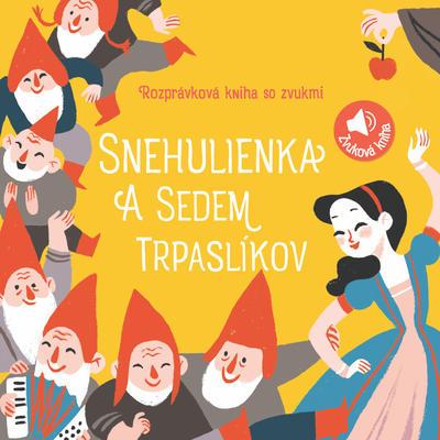 Obrázok Rozprávková kniha so zvukmi Snehulienka