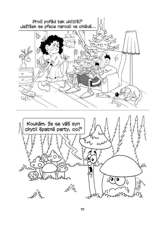 Kreslene Vtipy Pro Deti Knihcentrum Cz