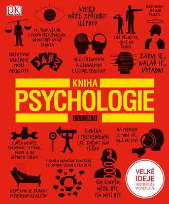 Obrázok Kniha psychologie